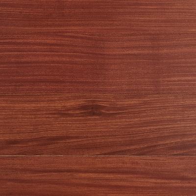 经典简约大气WF03101大美木豆多层实木地板