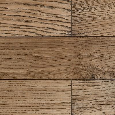 书香门第复古粗矿风格WF08308橡木多层实木地板
