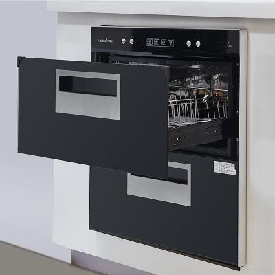 嵌入式家用碗筷高温消毒 大容量多重杀菌D550万事达消毒柜
