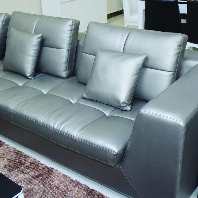 现代简约客厅大小户型沙发组合绿色环保品质保证整装家具PU皮沙...