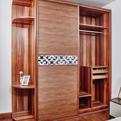 衣帽间卧室家具简约北欧风格整体储物衣柜5款尺寸可选