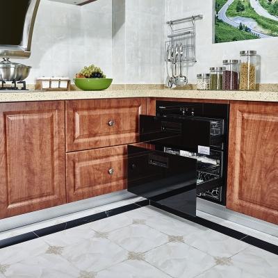 怀古典雅风格吸塑装饰储物造型橱柜定制