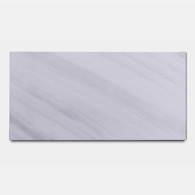 优雅爵士白 厨房卫生间白色条纹墙砖瓷片T36010