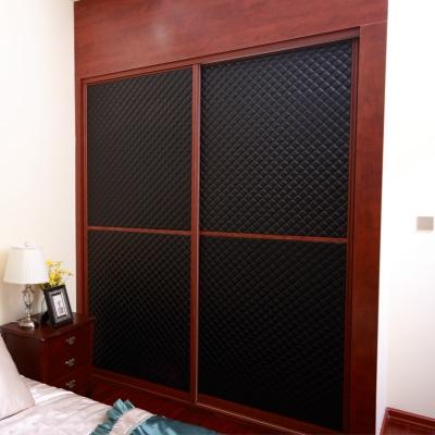 美式衣柜卧室欧式简约现代卧室经济型衣柜