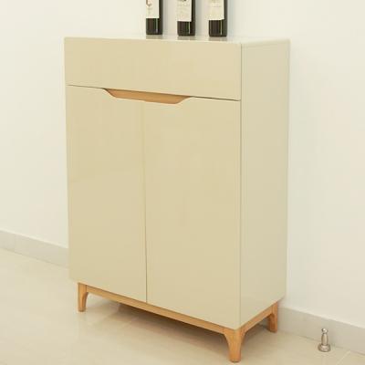 北欧门口鞋柜简约现代多功能玄关门厅柜经济型客厅鞋柜