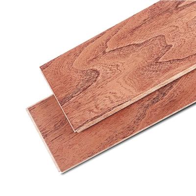 地热地暖仿古手抓纹PGKF18102榆木多层实木地板