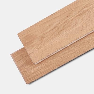 地热地暖环保白橡木纹仿古PGKF08103白橡多层实木地板