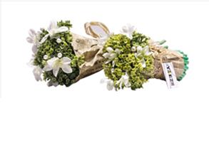 仿真花束室内假花客厅餐桌装饰塑胶花工艺花卉茶几花艺摆件